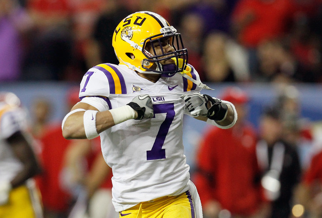 LSU Shouldn't Profit From Star Player's Honey Badger Nickname