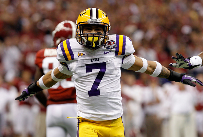 Tyrann Mathieu: Why Honey Badger Needs to Touch Ball More ...