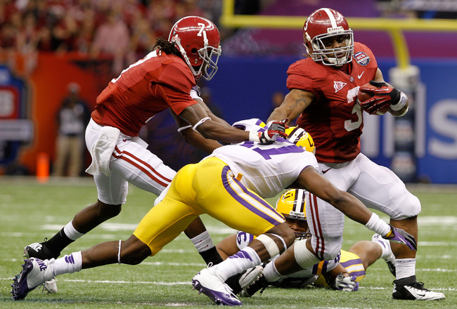 2012 NFL Draft: BCS Championship Game Stars Who Must Turn Pro Now