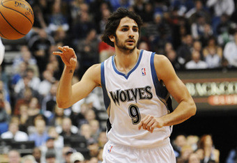 Ricky Rubio; Flash and Flare Come Standard, but Success Takes Time