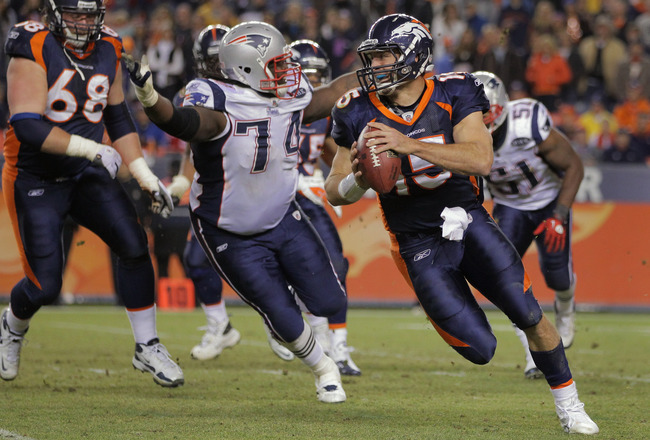 Broncos-Patriots one of 4 intriguing NFL playoff games this weekend