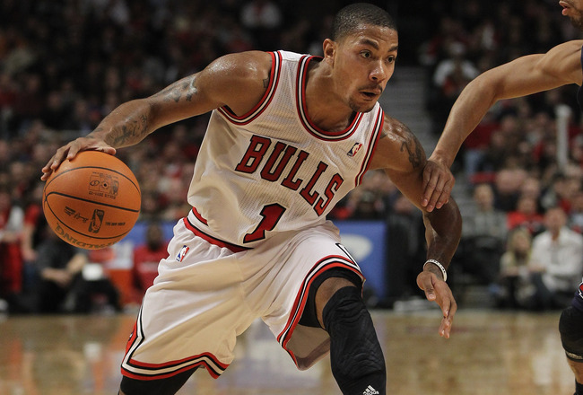 Rose Will Miss 2nd Straight Game For Bulls