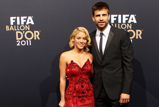 Sports Mole's WAG of the week: SHAKIRA