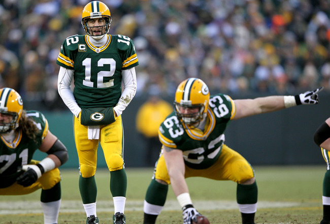 PRO BOWL 2012: Green Bay Packers' Offensive Weapons Will Be Main Attraction