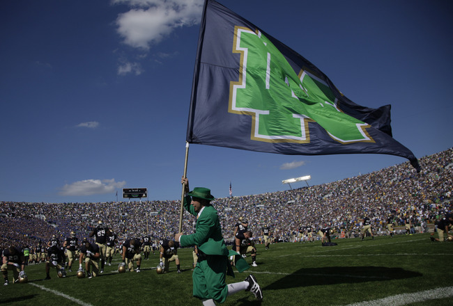 Notre Dame Football Recruiting: Brian Kelly Is Almost Done Cleaning Up the Mess
