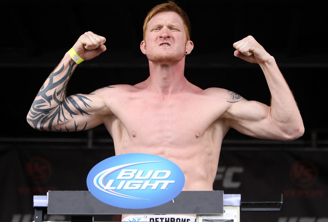 Ed Herman Talks UFC 143, Silva Ducking Sonnen, and More