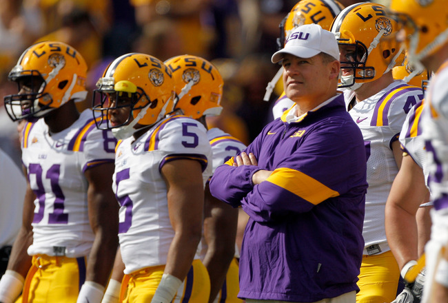 National Signing Day 2012: Les Miles' LSU Football Class Good, but Not Elite