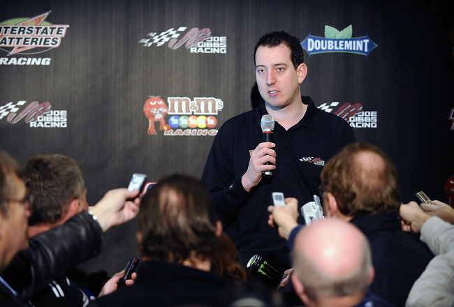 Kyle Busch: Can He Keep His Attitude in Check in 2012?
