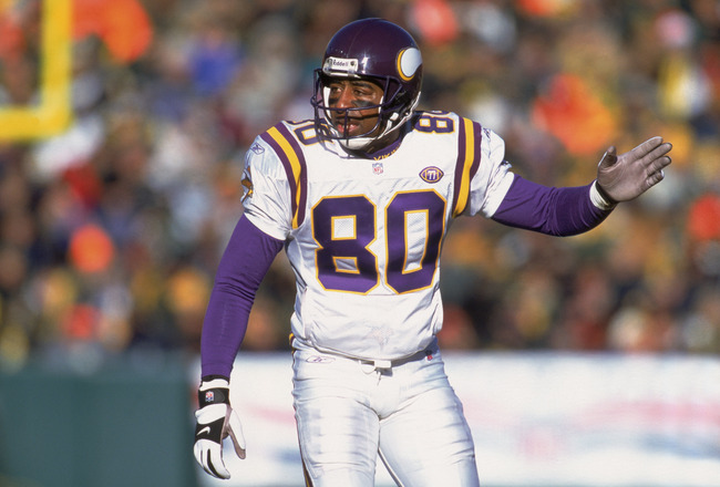 2012 NFL Hall Of Fame: CHRIS CARTER Left Out Again