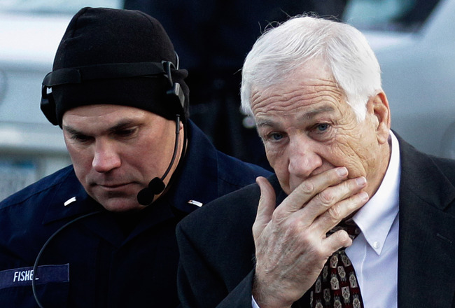 Jerry Sandusky: Lawyer Says 2 Allegations Against Ex-PSU Coach Deemed ...