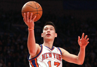 LINSANITY: Jeremy Lin Tearing Down Walls and Inspiring the Masses ...