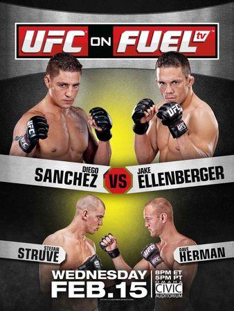 UFC On Fuel 1