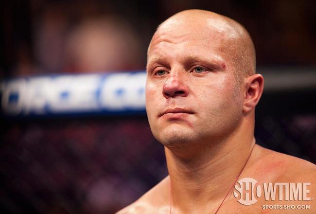 BIG Fedor News