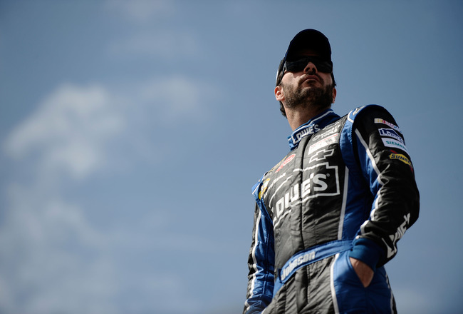 JIMMIE JOHNSON ready to shoot for sixth Cup title after last season's hard lessons