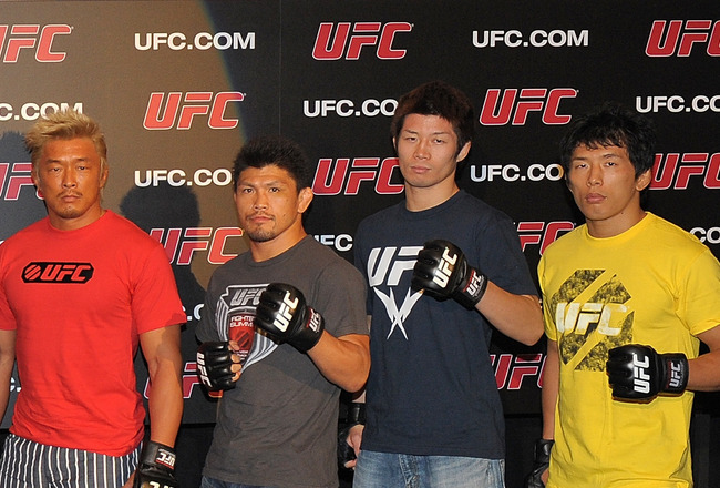 UFC 144 FIGHT CARD Primer: Hatsu Hioki Vs. Bart Palaszewski