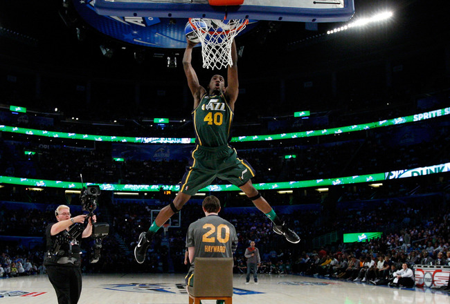 NBA Slam Dunk Contest 2012: Breaking Down the Best and Worst Dunks