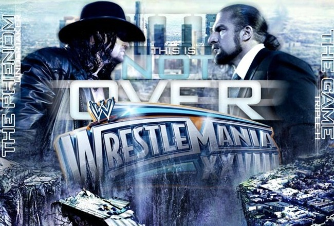 Wrestlemania XXVIII HELL IN A CELL