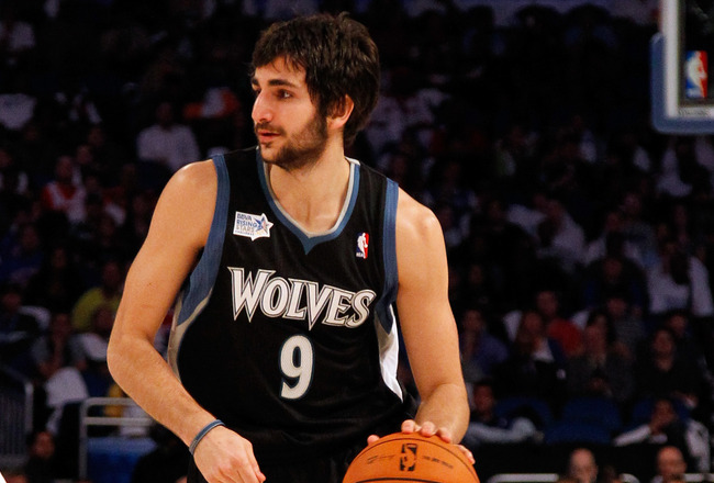 Rubio has been one of the NBA's promising phenoms 