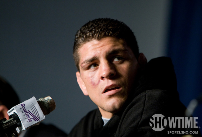 Nick Diaz Controversy Reaches New Heights