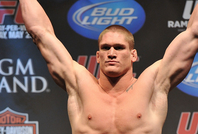 Todd Duffee Returns at Super Fight League 2. Does Anyone Care?
