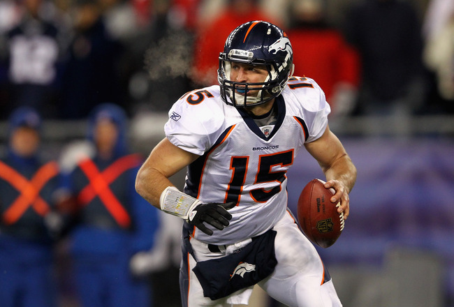 At last, Denver Broncos trade Tim Tebow to NEW YORK JETS