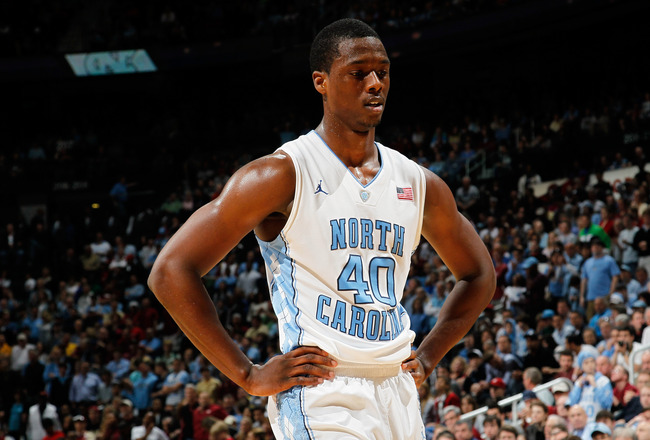 HARRISON BARNES leads three &#39;Heels to NBA