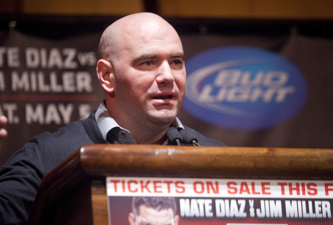 Dana White Sounds Off on Soccer: 'Least-Talented Sport on Earth'