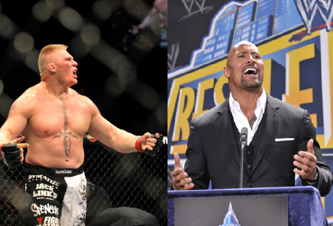 ¿The Rock Vs Brock Lesnar en WRESTLEMANIA 30? | NEWS WRESTLING