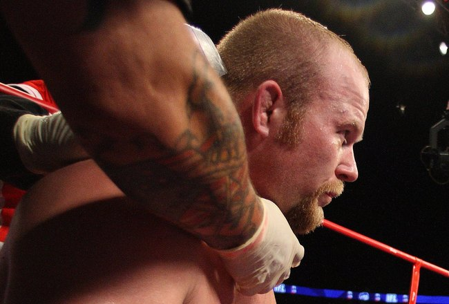 Is Boetsch Really Ready for the Middleweight Division's Elite?