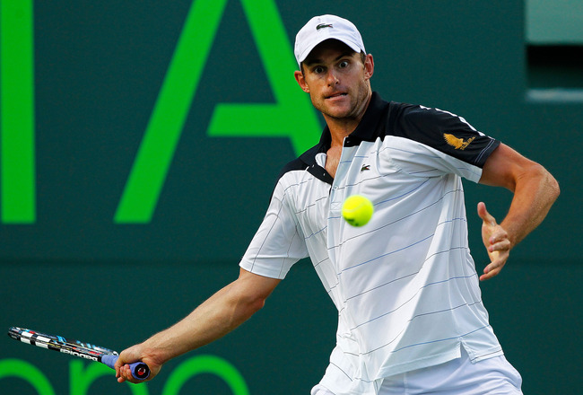 Andy Roddick's story takes sour turn