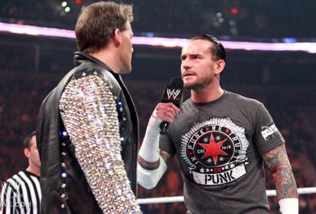 Chris Jericho's Top 5 WRESTLEMANIA Moments