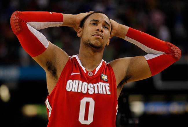 2012 NBA Mock Draft: JARED SULLINGER and Players That Will Drop in First Round