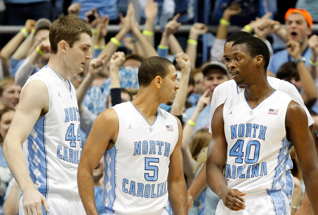 North Carolina Basketball: ROY WILLIAMS Faces Tough Rebuilding Job in 2012-13