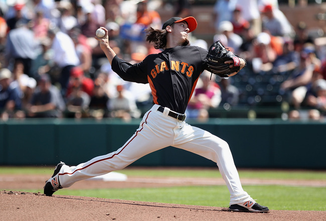 TIM LINCECUM didn't throw a slider in spring training — and won't to start ...