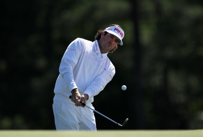 BUBBA Watson Wins 2012 Masters, Steals Spotlight from Tiger Woods, Rory McIlroy