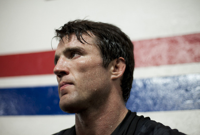 Is WWE Sonnen's Next Destination?