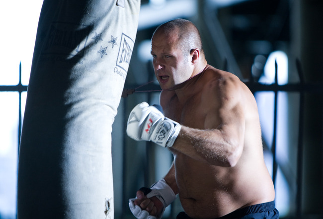 Dear Dana White: Give the Fans JDS vs. Fedor