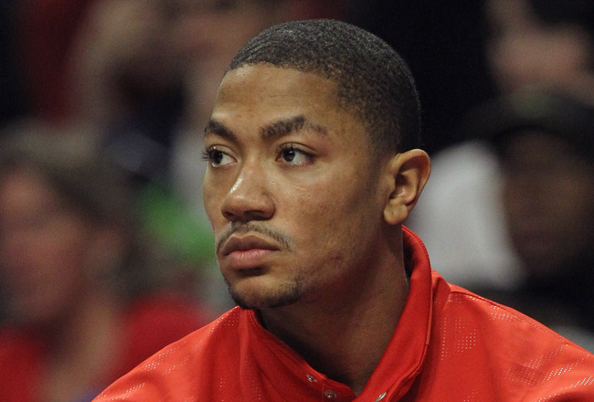 D-Rose Pissed at All of the 'Cheap Shots'