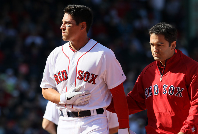 Tough Injury Break for Red Sox