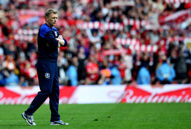 Neutrals want us to beat Liverpool, says Everton manager David Moyes