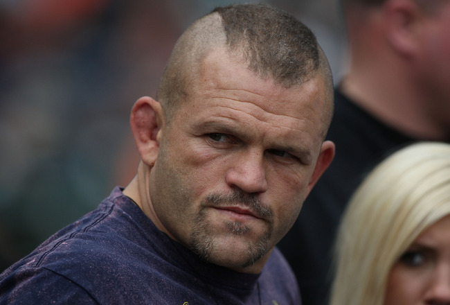 Liddell: 6 to 1 Odds for Jones to Win Are Ridiculous