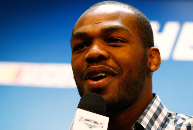 Jones' New UFC Sponsorship Is a Sign of Things to Come