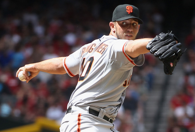 Giants Extend Madison Bumgarner 5 Years: How Much?