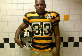 Steelers Reveal Horrendous Throwback Unis