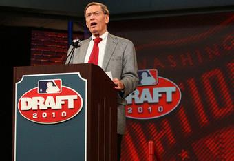 Selection Order for 2012 MLB Draft Revealed