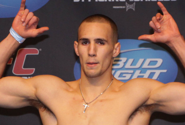 Is Rory MacDonald the Next GSP?