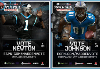 Madden 13 Cover Goes to...
