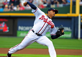 Braves Send Down All-Star Pitcher