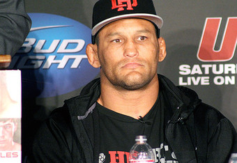 Why Dan Henderson's Best Shot at a Title Isn't at 205