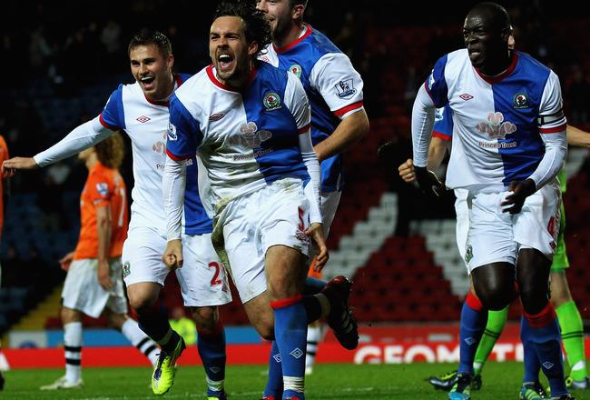 Blackburn Rovers vs Wigan Athletic